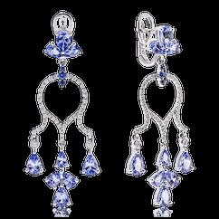 Купить золотые женские серьги в интернет магазине бутика с доставкой ... 6d81a52701a